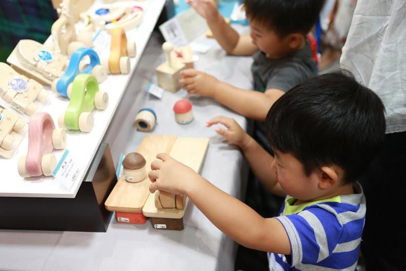 2016HAPPYマーケット 木育・おもちゃ7店舗(初・1店舗)
