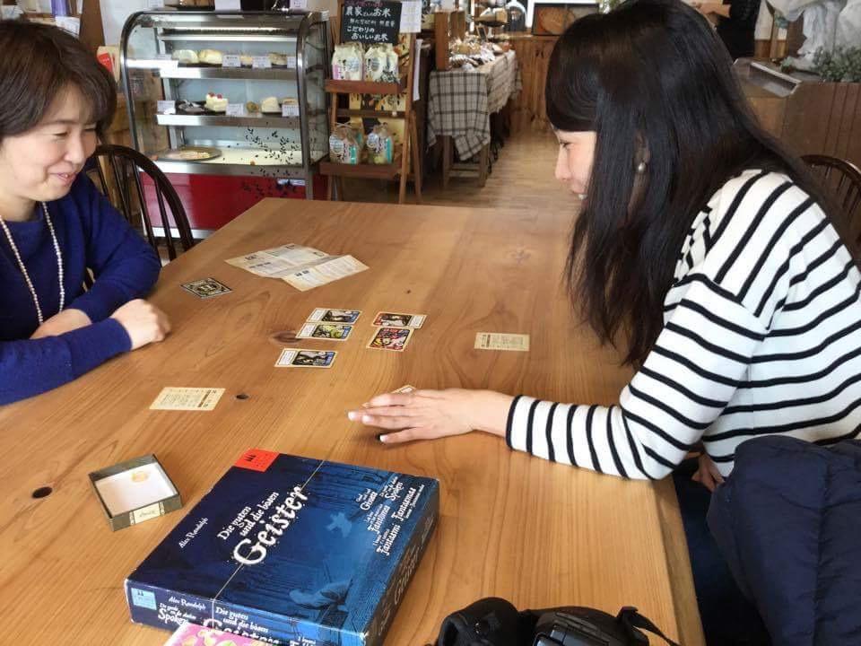 3月「大人が遊ぶ☆アナログゲームカフェ」レポート ~参加者ひとりは満足度最高~
