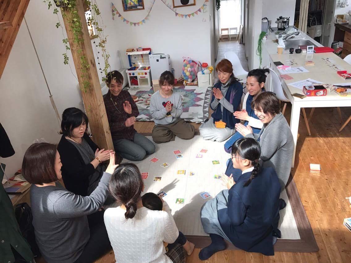 アナログゲーム入門講座@YUMEKITTO HOUSE
