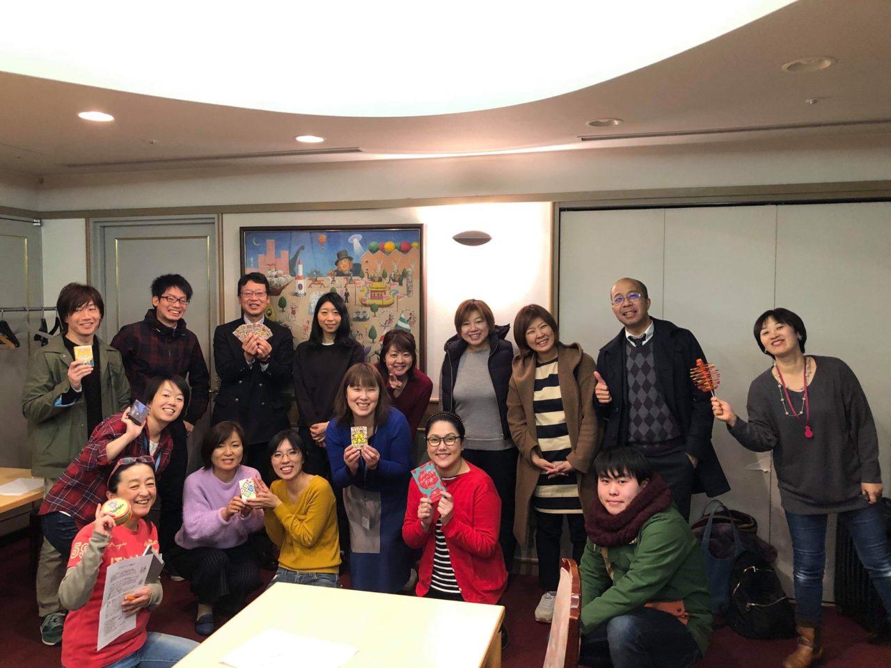 横浜でアナログゲーム三昧