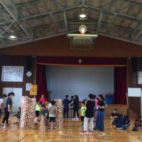 恵庭市立松恵小学校1年生学級レク 〜木のおもちゃで遊ぼう!〜 レポート