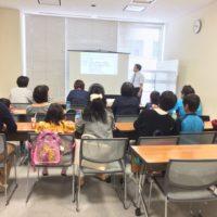 9/16  小学生の未来を守る電子メディア講座 レポート