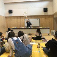 北広島市大曲児童センターおもちゃ講座