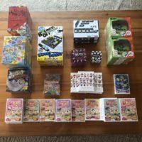 アナログゲーム専門ネットショップ「mina's shop」リニューアルしました!