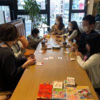 3/21(日)アナログゲームカフェ@TSUTAYA新道東駅前店 レポート