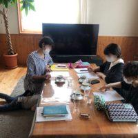 6/21(月) 自宅サロン「コーチング手帳カフェ」 レポート