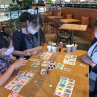 6/27(日) アナログゲームカフェ@TSUTAYA新道東駅前店ラウンジ レポート