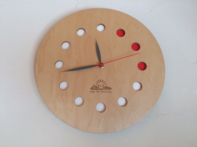 ミーナ時計