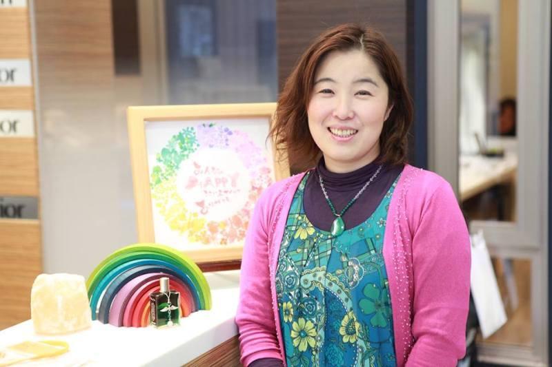 菊地三奈プロフィール写真
