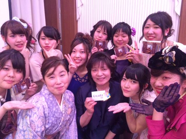 札幌こども専門学校卒業式