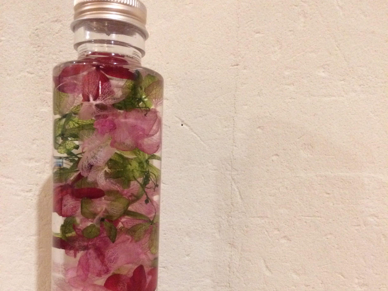 生活に花を  〜レカンフラワーとハーバリウム〜