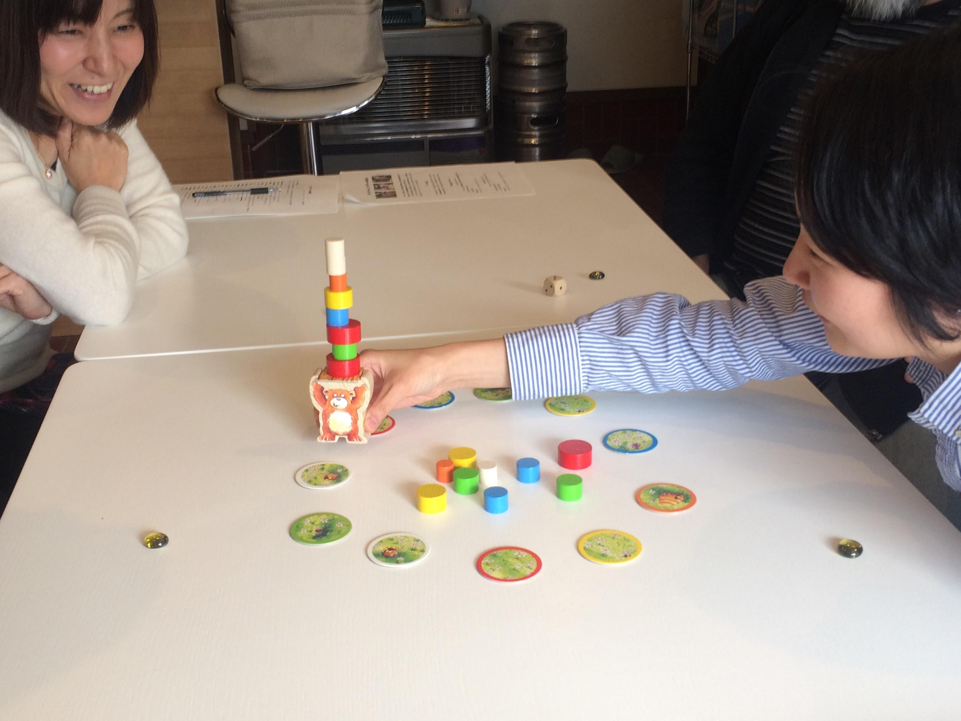 アナログゲームカフェ 開催しました!